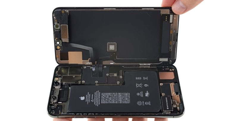 iPhone 11 Max Pro battery
