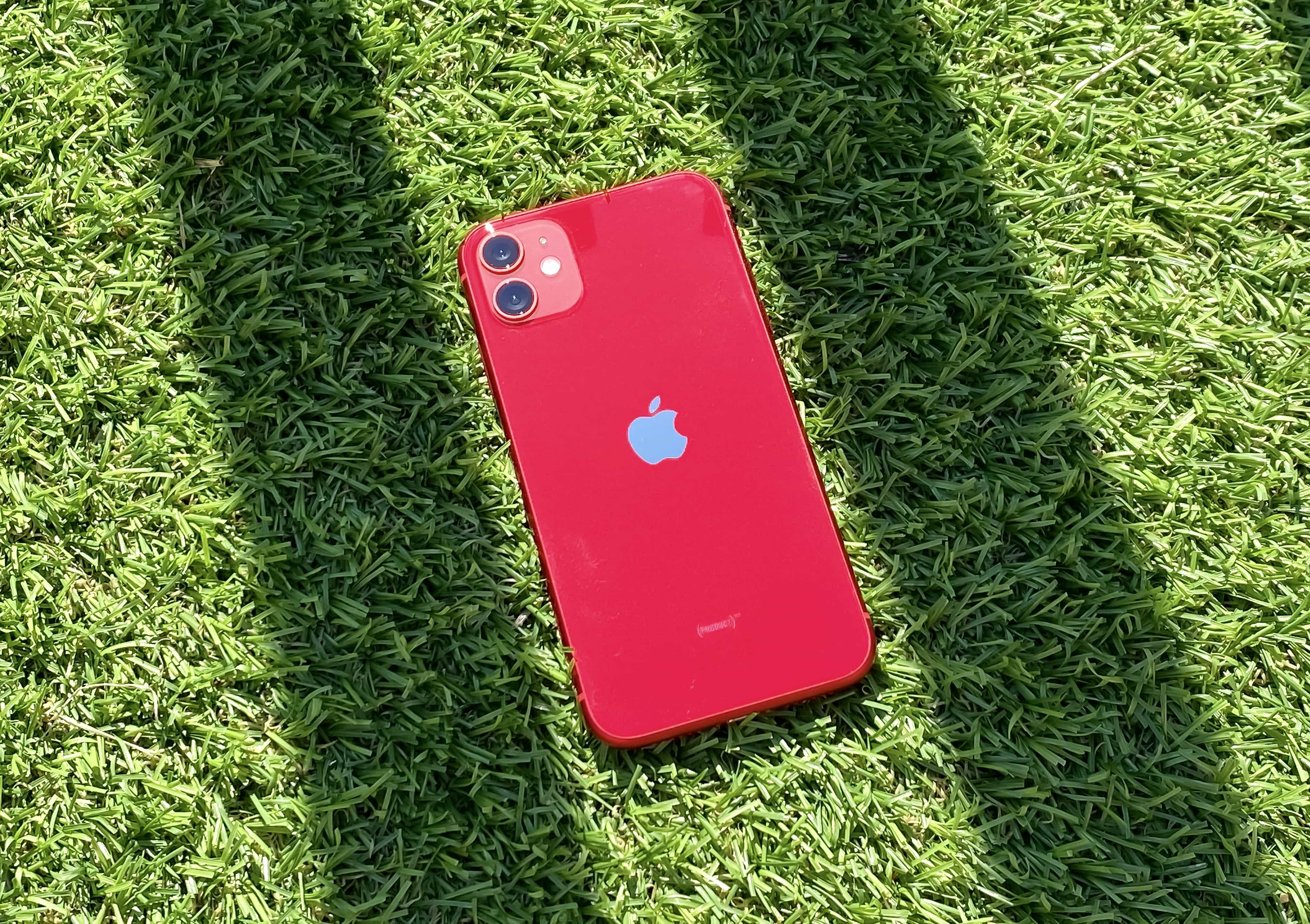 iPhone-11-red-back