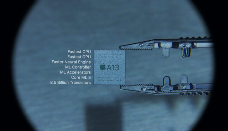 Apple A13 Bionic processor
