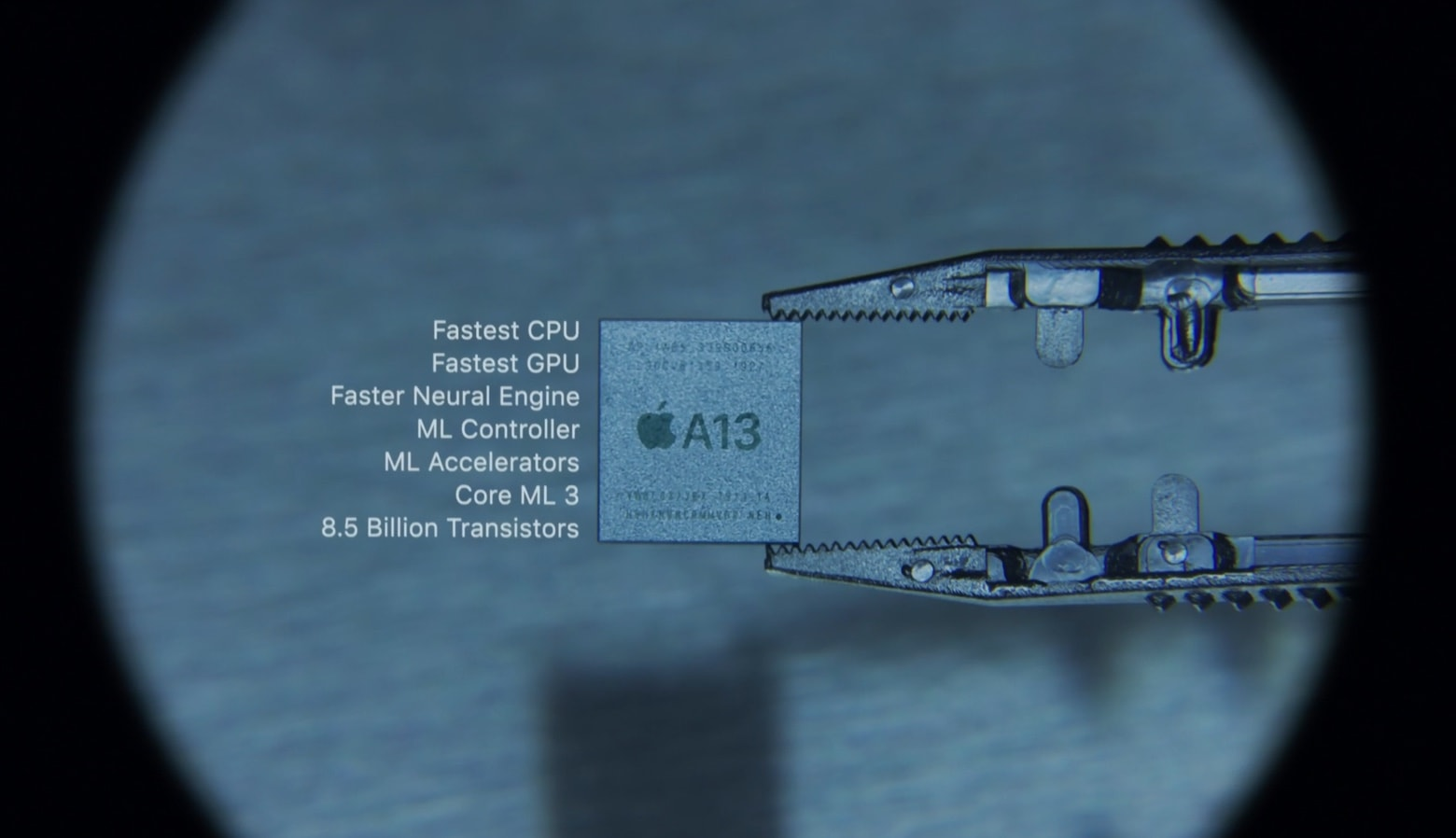Apple chipmaker racing ahead with its next next-gen nanometer process