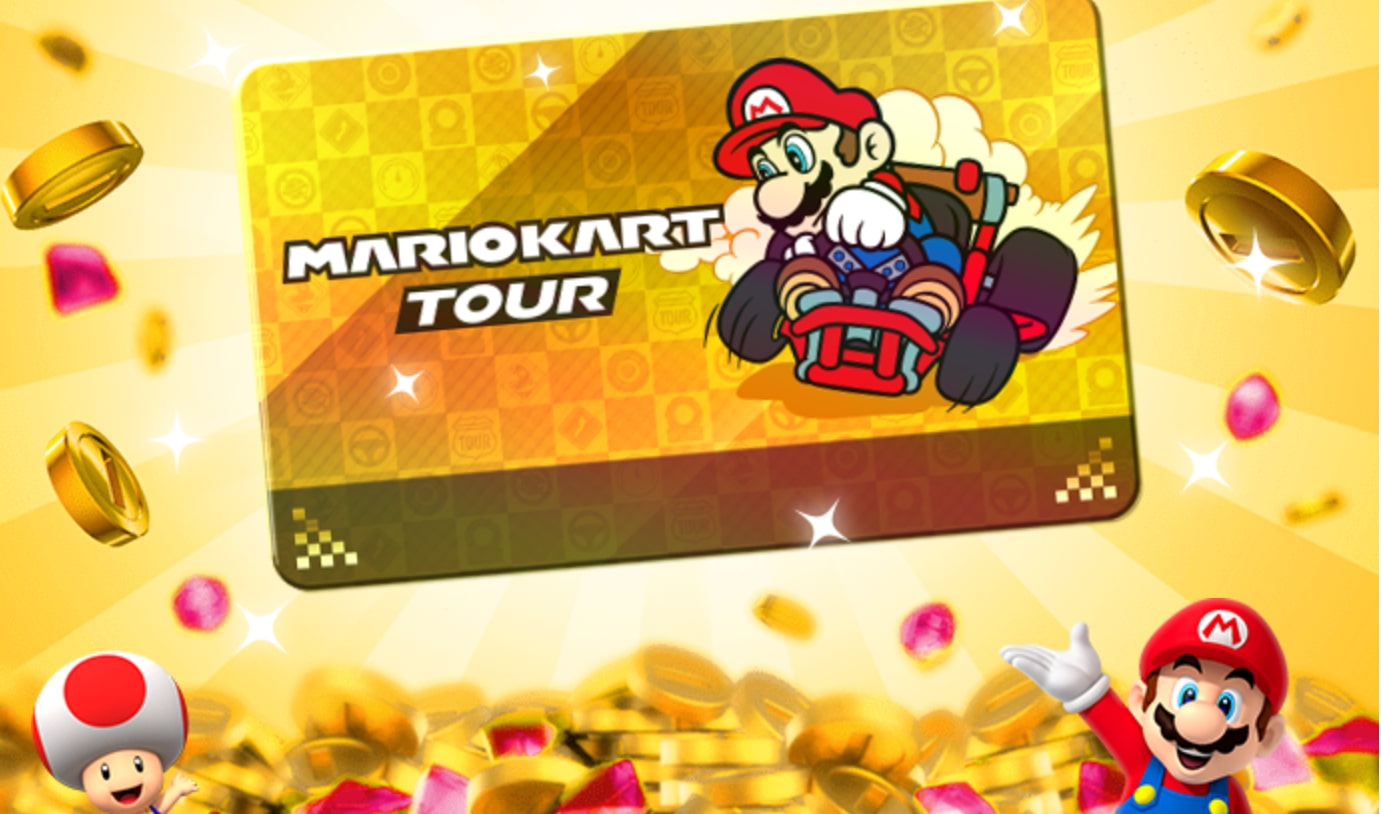 Mario Kart Tour is a massive money spinner for Nintendo