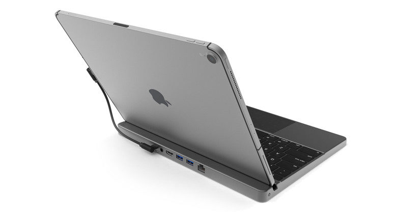 DoBox Pro with iPad Pro