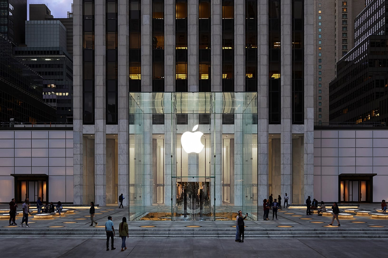 Fifth Avenue Apple Store