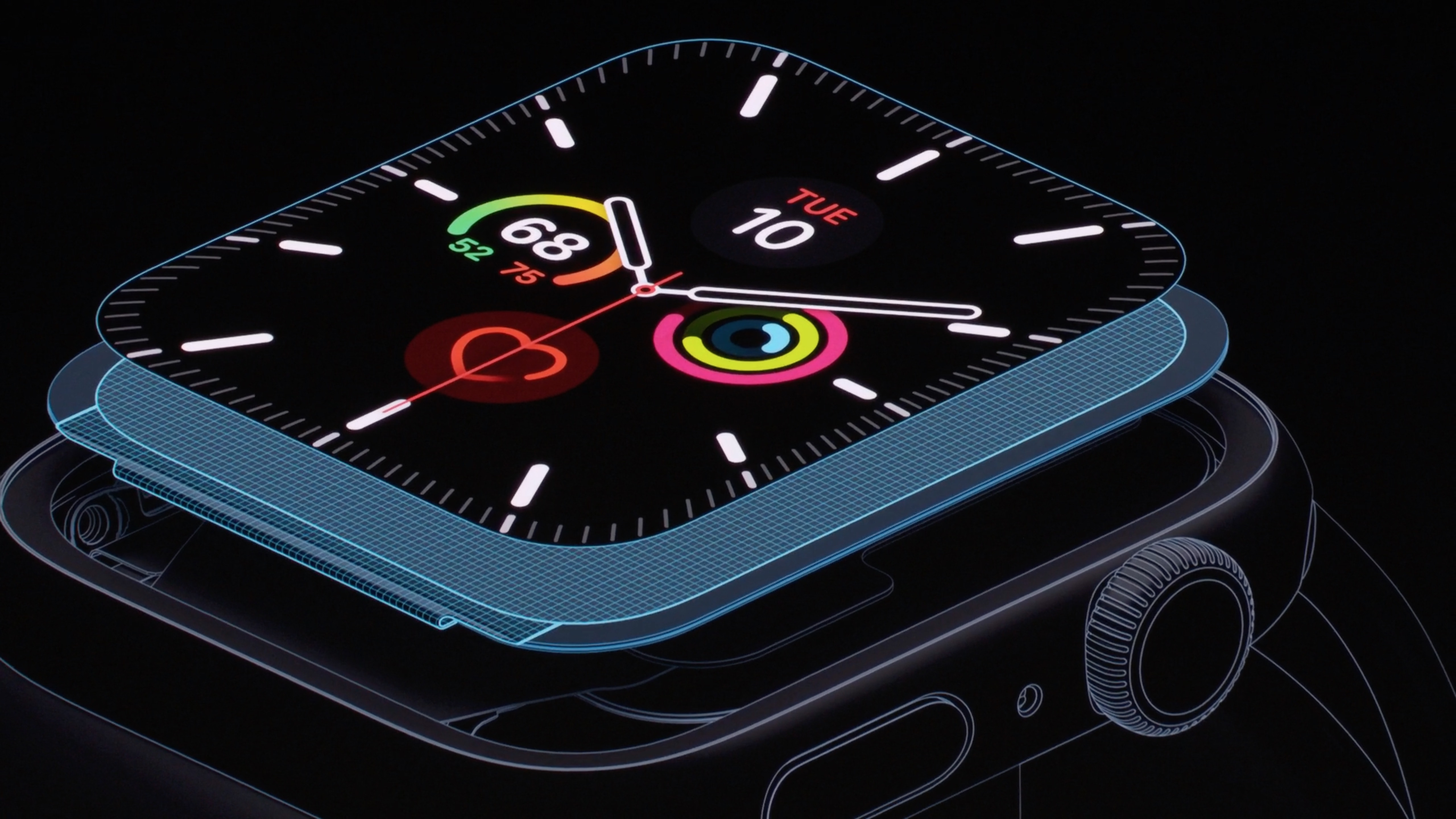 Thanks to a new LTPO screen, Apple Watch Series 5 will be always on