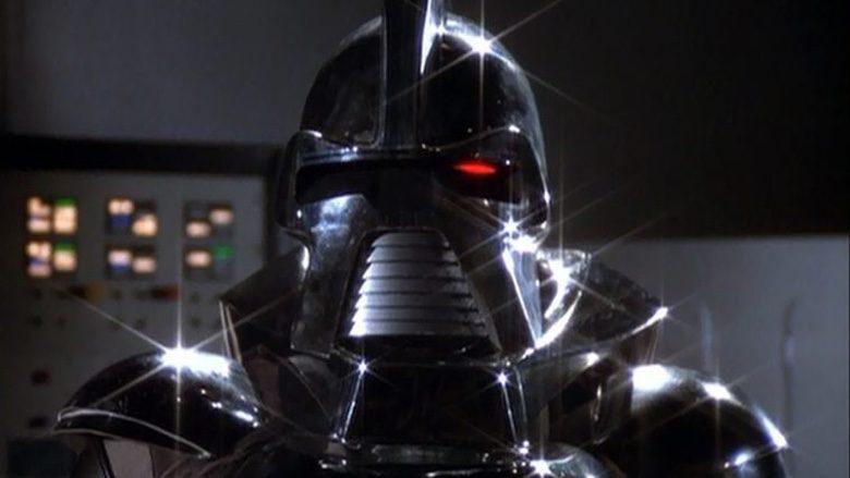 Cylon warrior from Battlestar Galactica