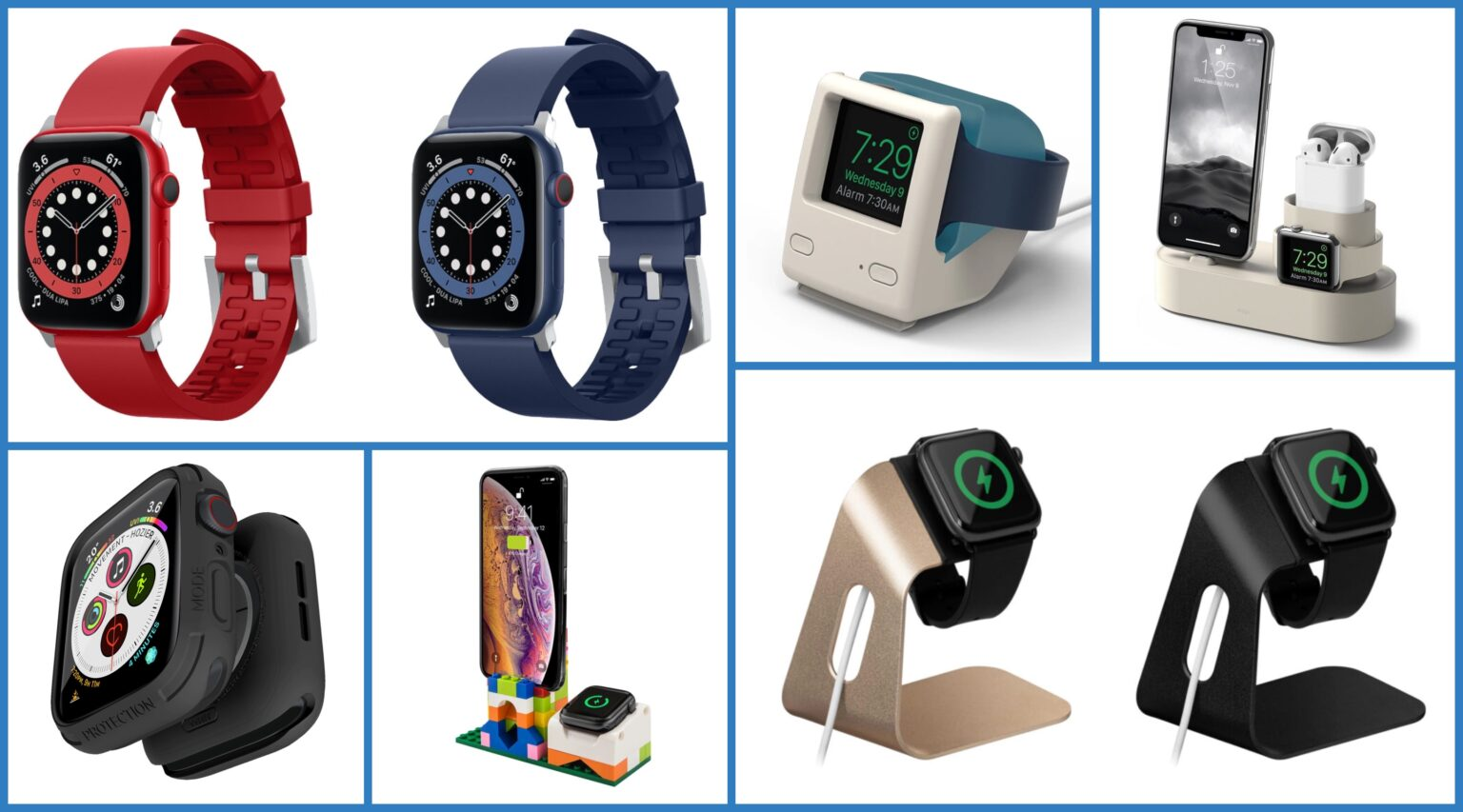 Apple Watch accessories at low prices