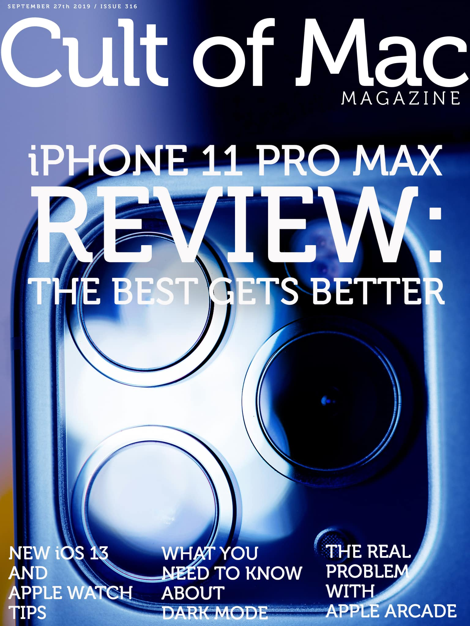 Hands down, the iPhone 11 Pro Max is our favorite iPhone yet.