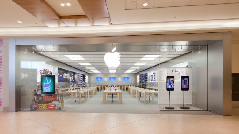 Chinook Apple Store