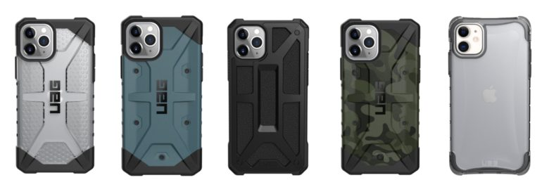 UAG iPhone 11 cases