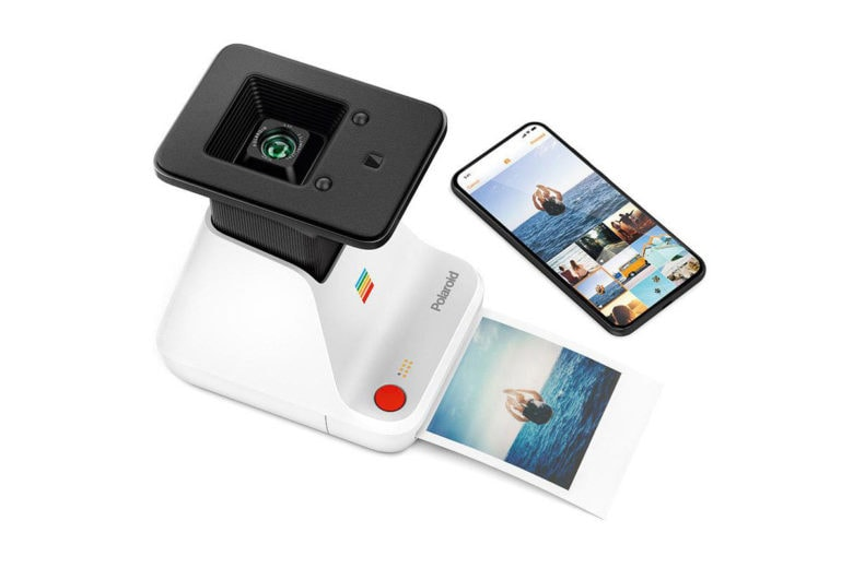 Polaroid Lab printer for iPhone photos