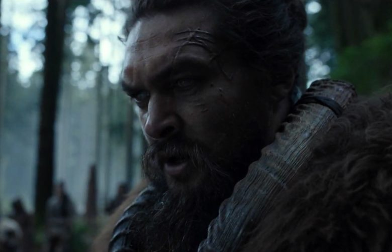 "Jason Momoa stars in ""See,"" Apple's TV show about a world in which most people are blind."