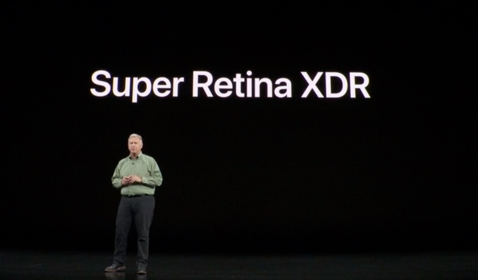 The Super Retina XDR display is the best iPhone display ever built