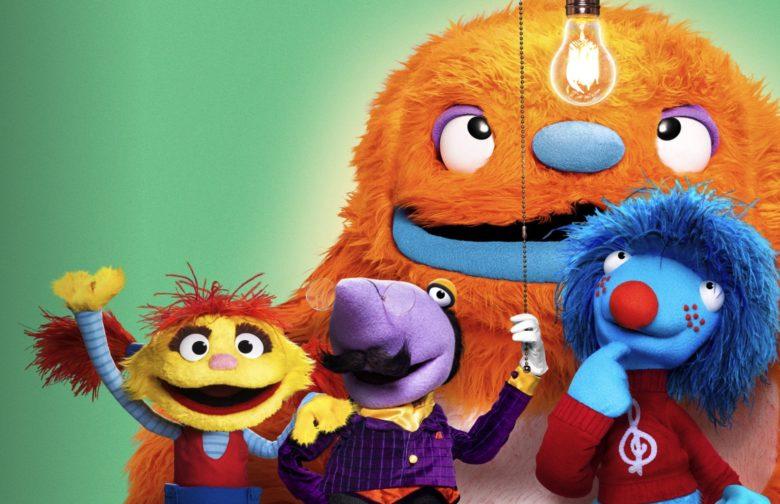 Sesame Street creators made Helpsters.