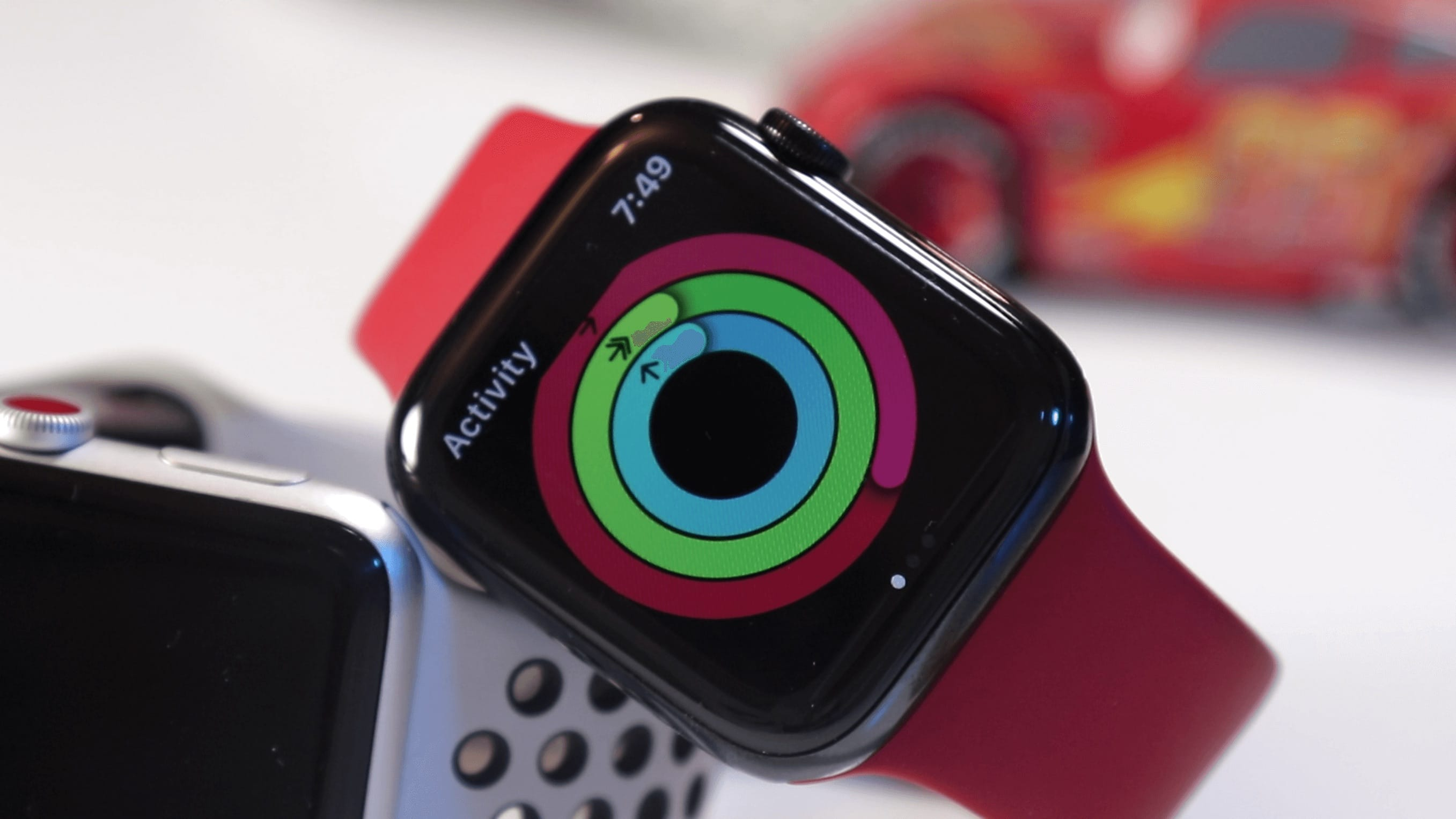 Next Apple Watch Activity challenge will take place on Veterans Day