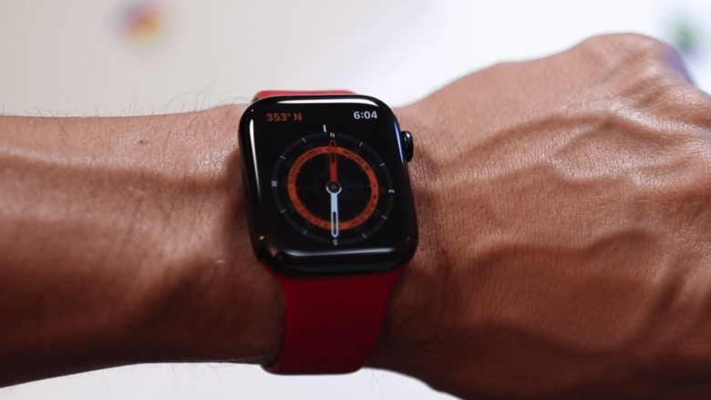 Forget GPS. I'll find my way home with the Apple Watch Series 5 Compass