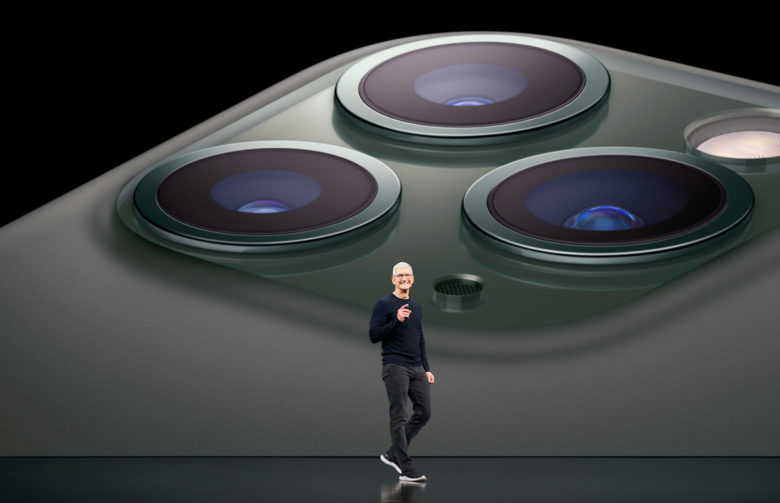 Good job, Tim! The iPhone 11 event got our heads spinning.