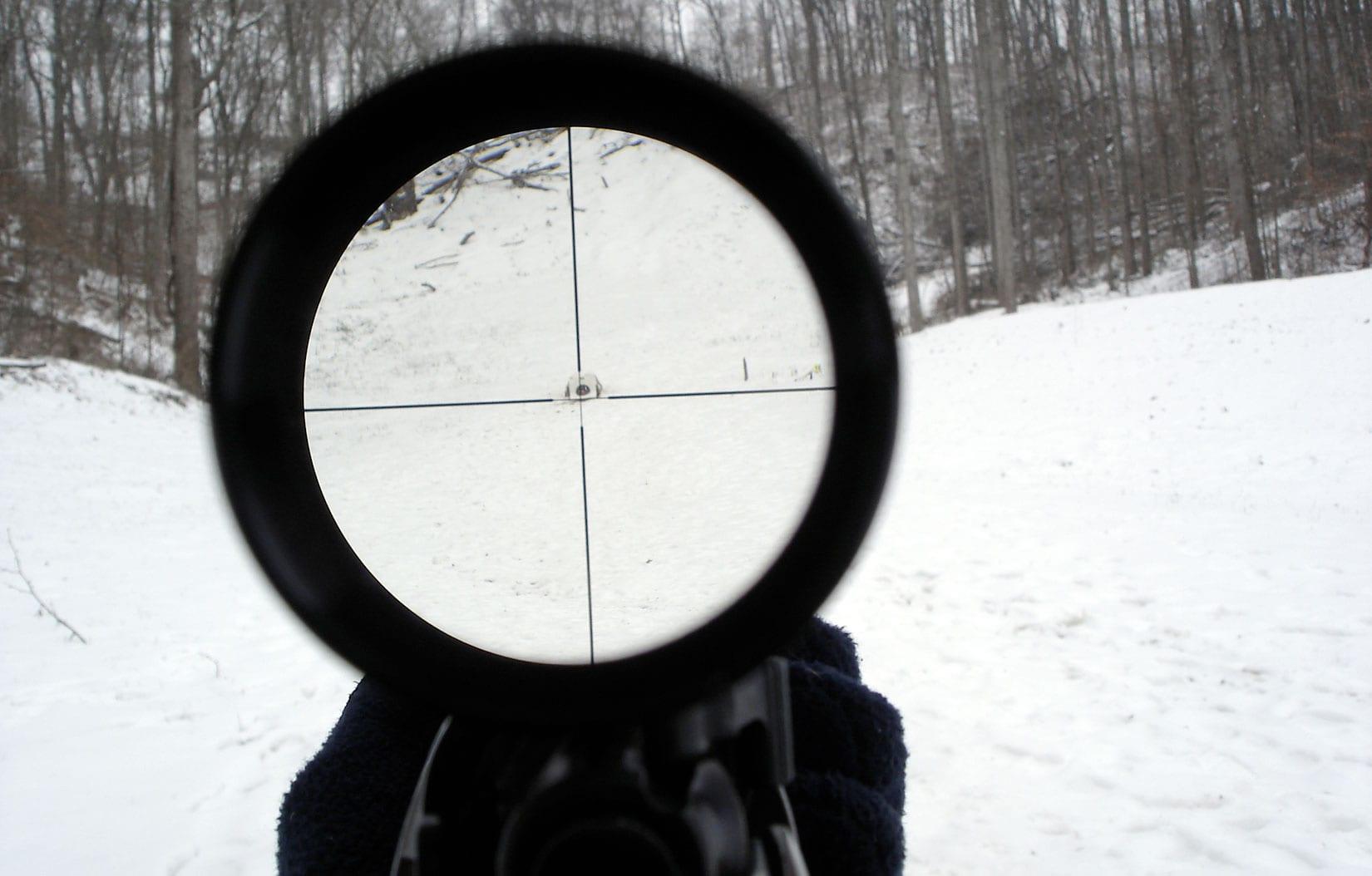 random riflescope