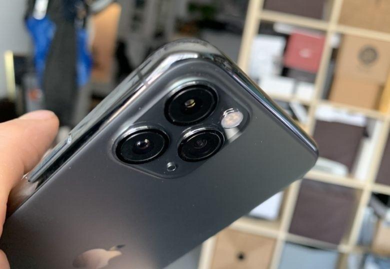 iPhone 11 Max Pro cameras