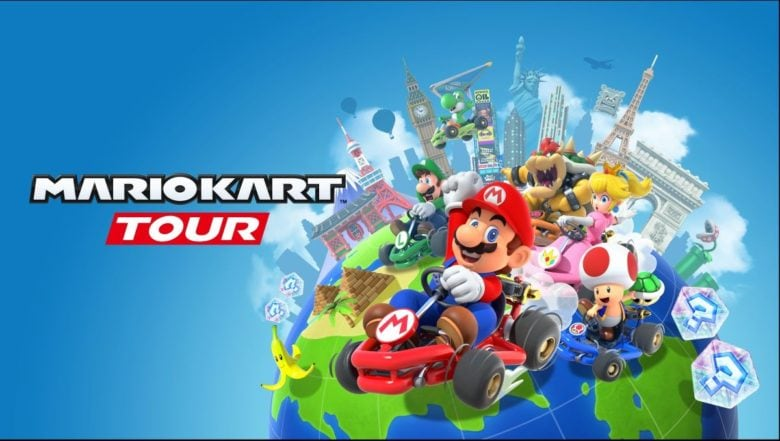 Mario Kart Tour adds new characters, Tokyo Tour course