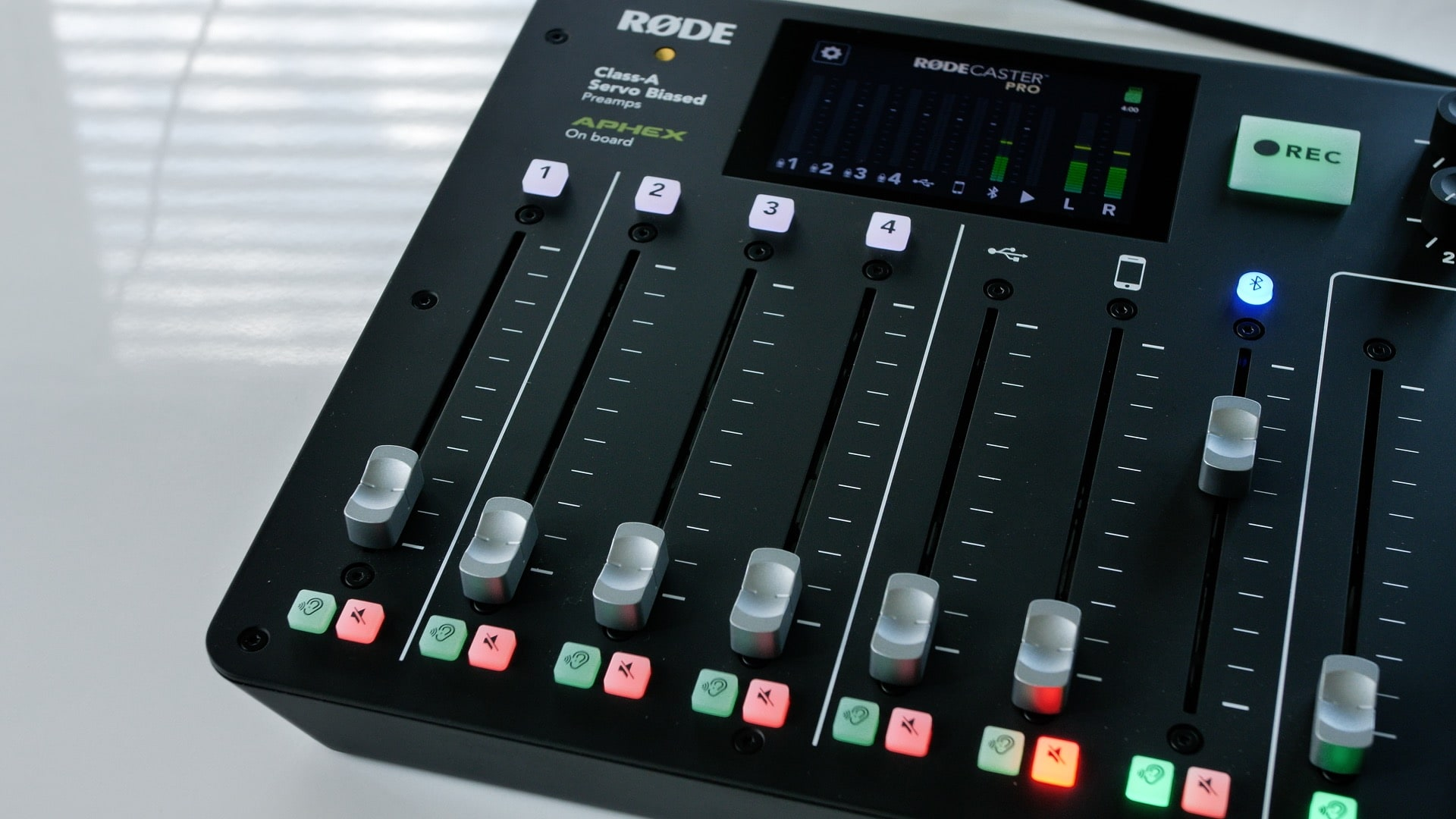 I've spent seven years testing podcasting gear. Here are my current favorites, including the RodeCaster Pro. Plus, get some bonus podcasting tips.