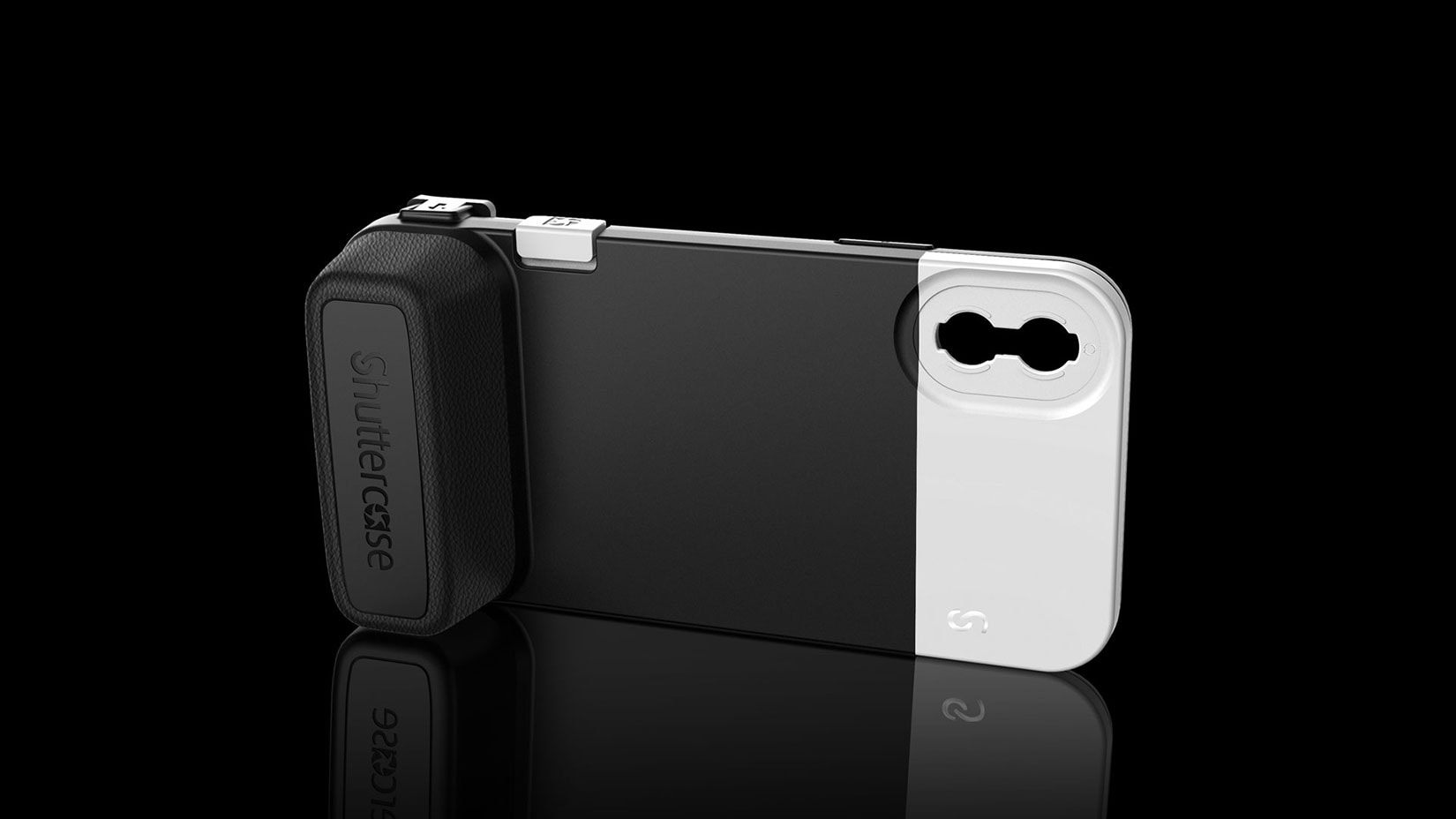 Shuttercase photo case for iPhone