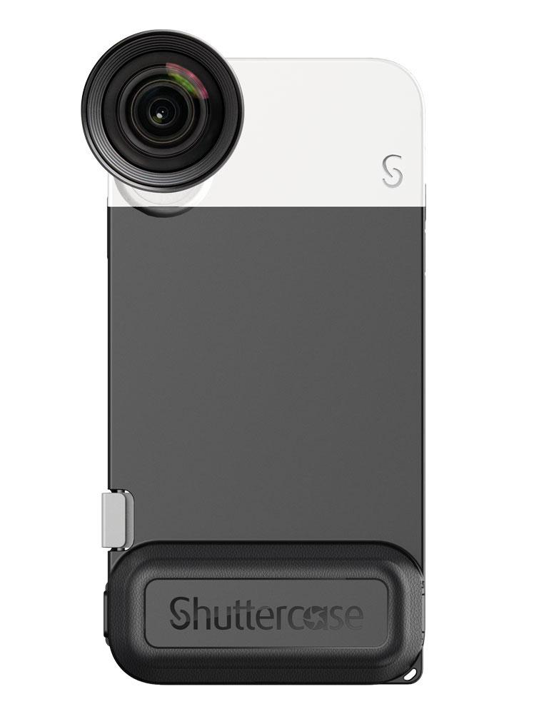 Shuttercase and Moment lens