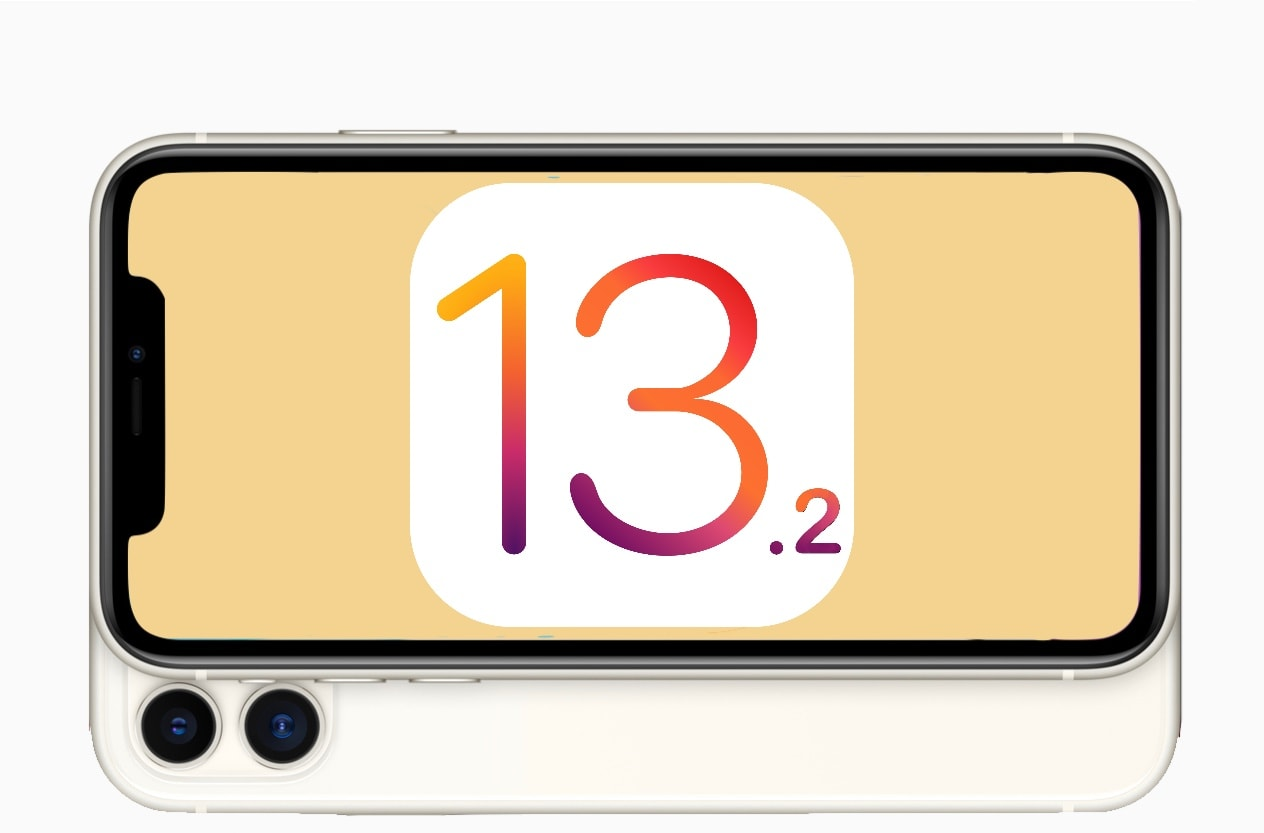 You can no longer turn back from iOS 13.2.3