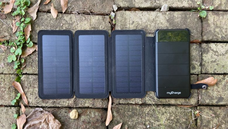 myCharge Solar PowerFold review