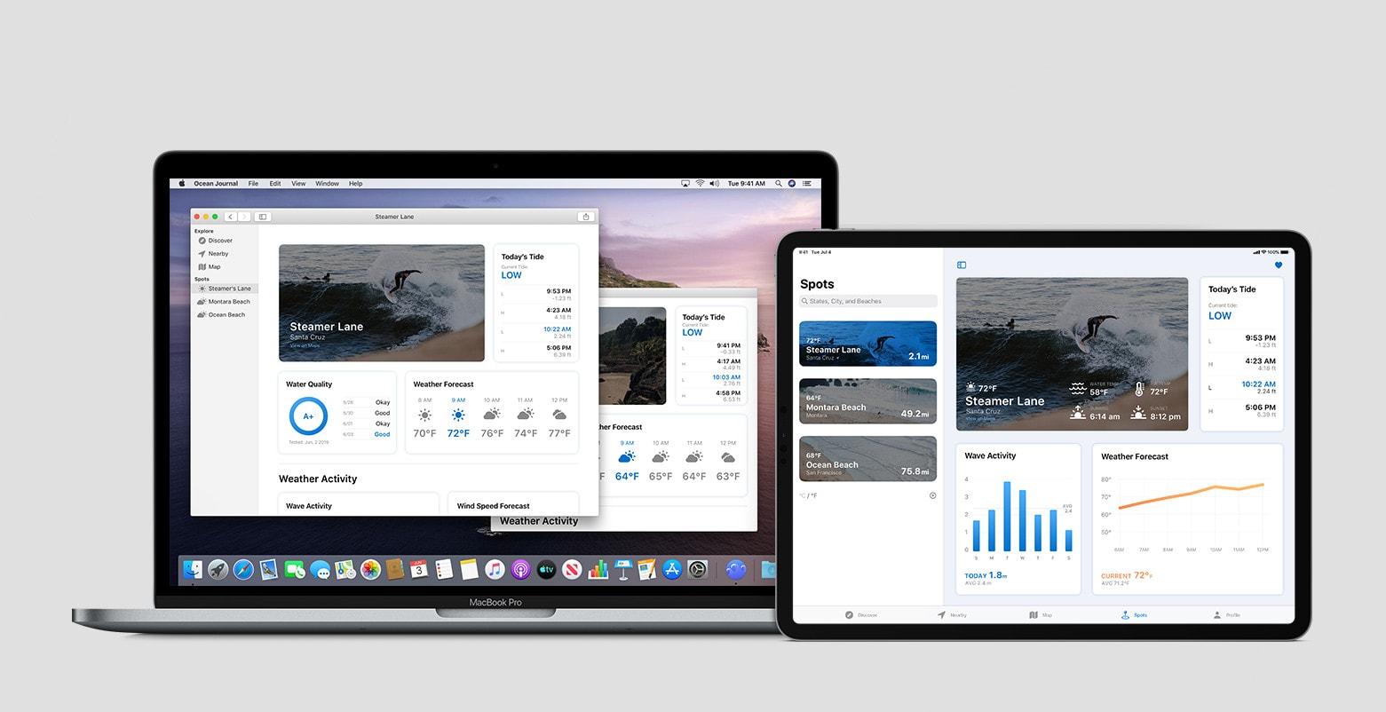 macOS Catalyst ports iPad apps to Mac