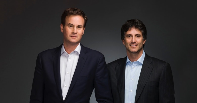 Zack Van Amburg and Jamie Erlicht, Apple's two heads of worldwide video programming
