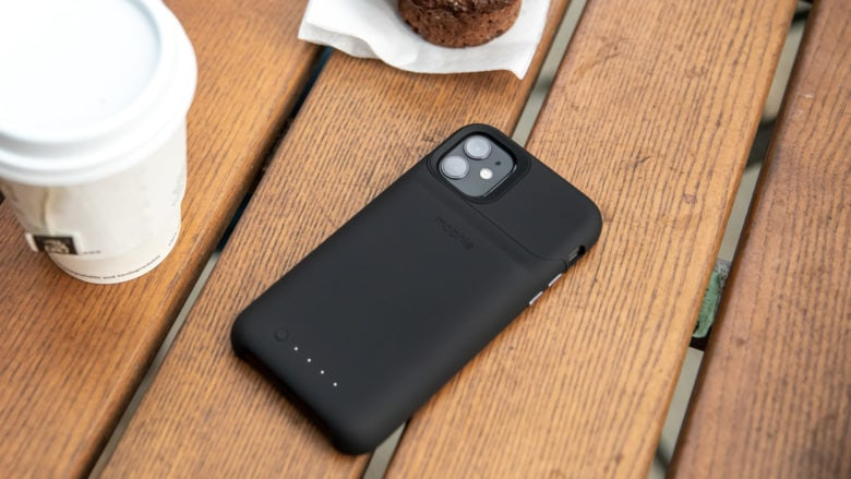 Mophie Juice Pack Access iPhone 11 battery case