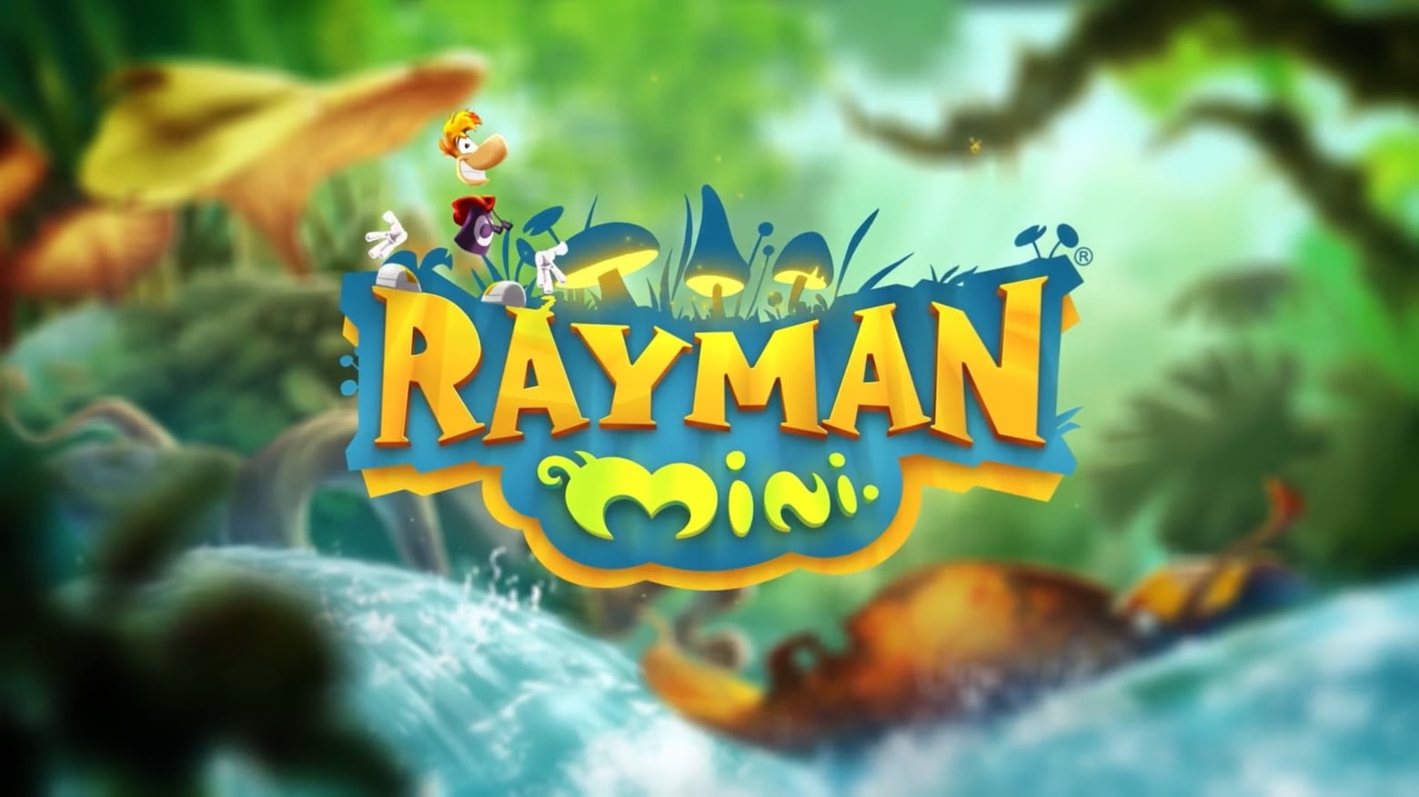 Rayman Mini brings ant-sized, side-scrolling fun to Apple Arcade