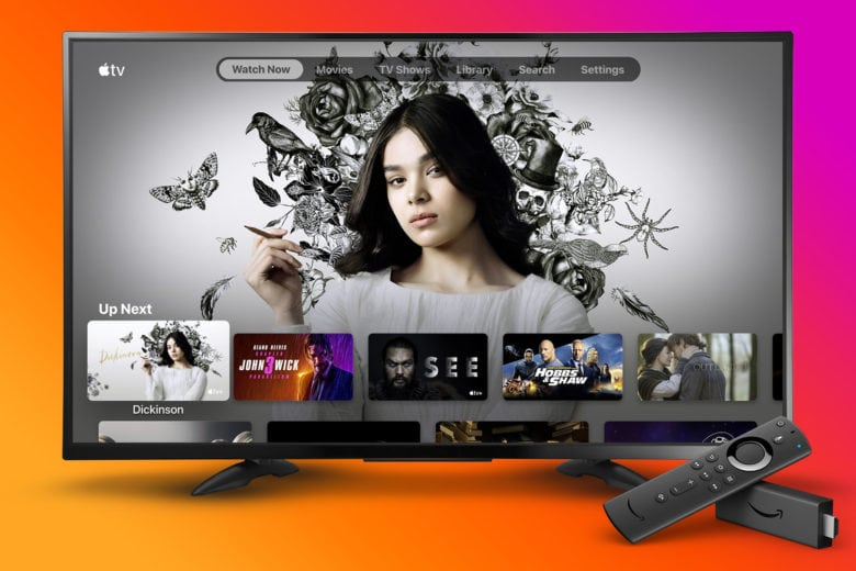 Apple TV app is now available on Amazon Fire TV devices