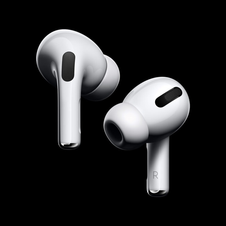 Finally! AirPods Pro bring active noise cancellation.