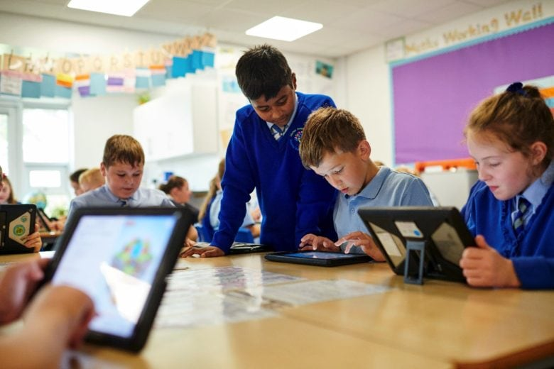 Apple helps teach coding lessons to kids as young as 5
