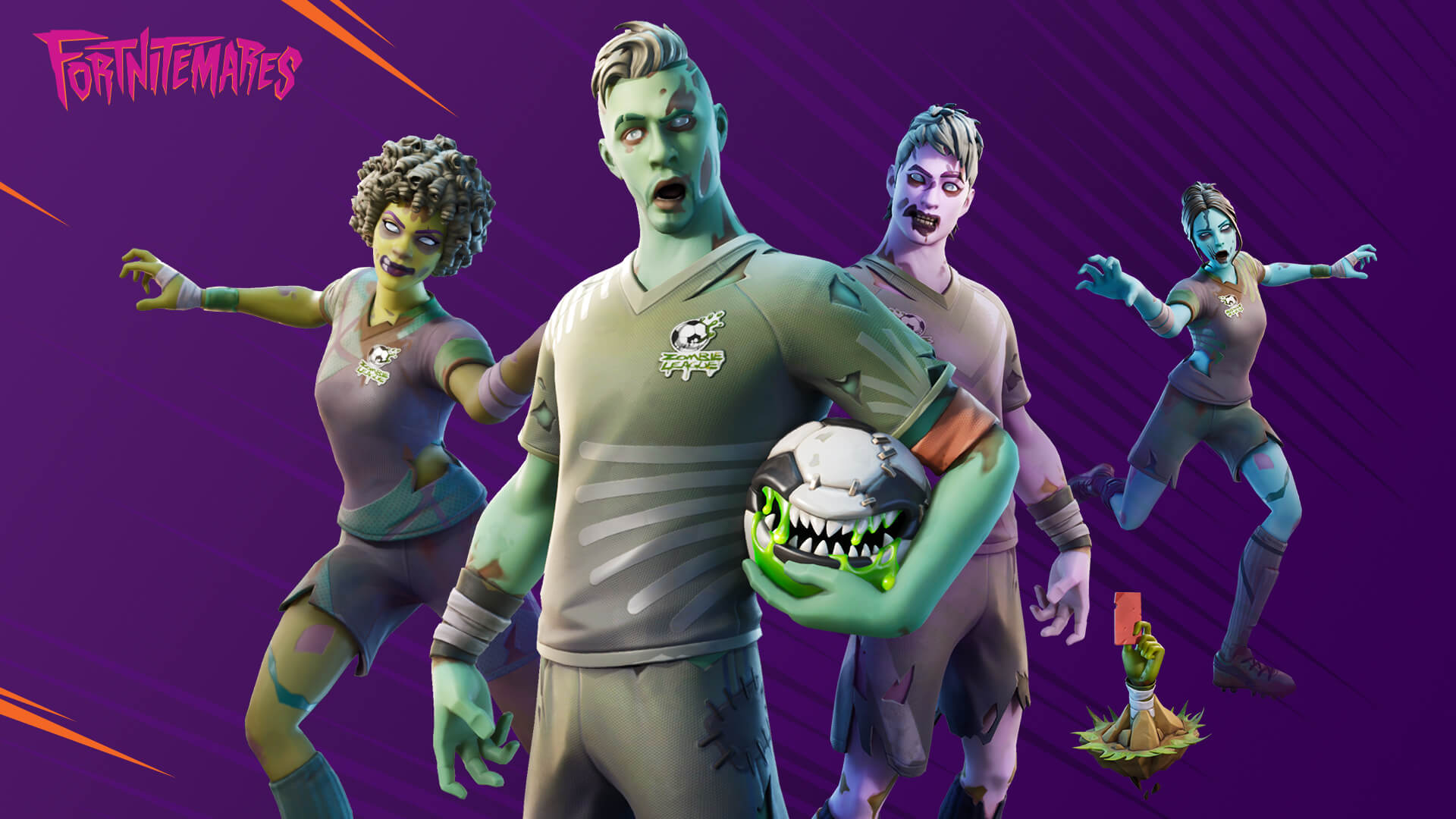 Fortnite Goes All Out For Halloween With New Fortnitemares