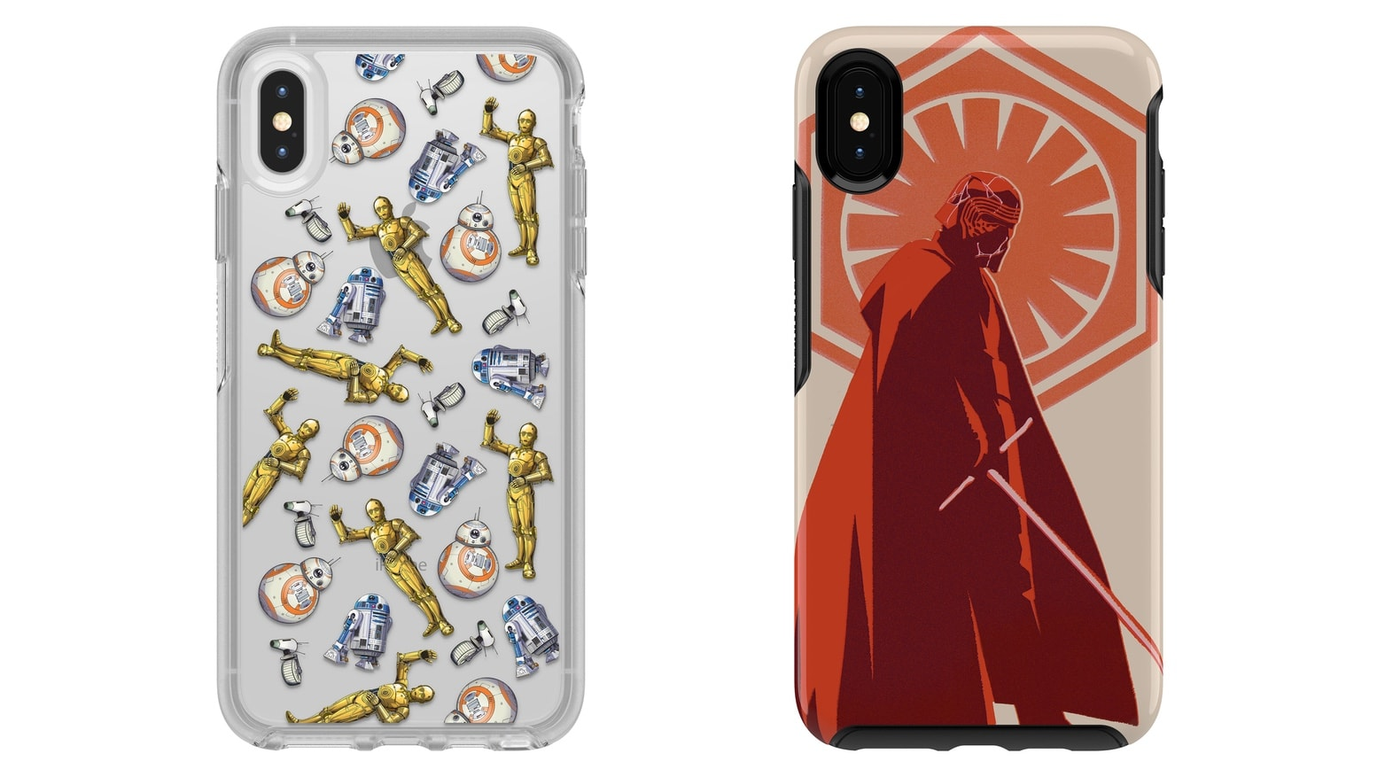 Join The Dark Side With Otterbox S Star Wars Iphone Cases