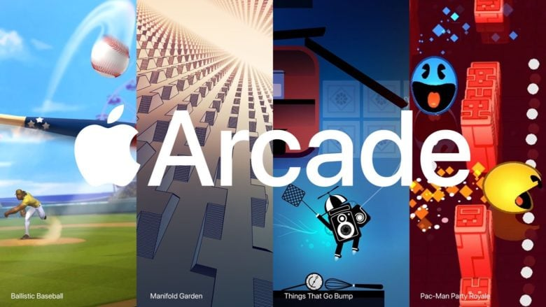 Apple Arcade adds PvP Pac-man and baseball games