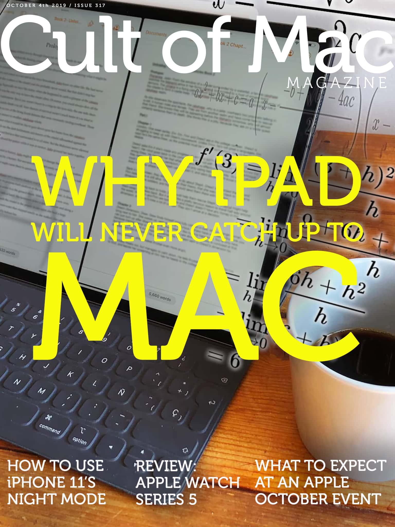 The iPad is perfect for simple tasks. For more advanced things? Not so much.