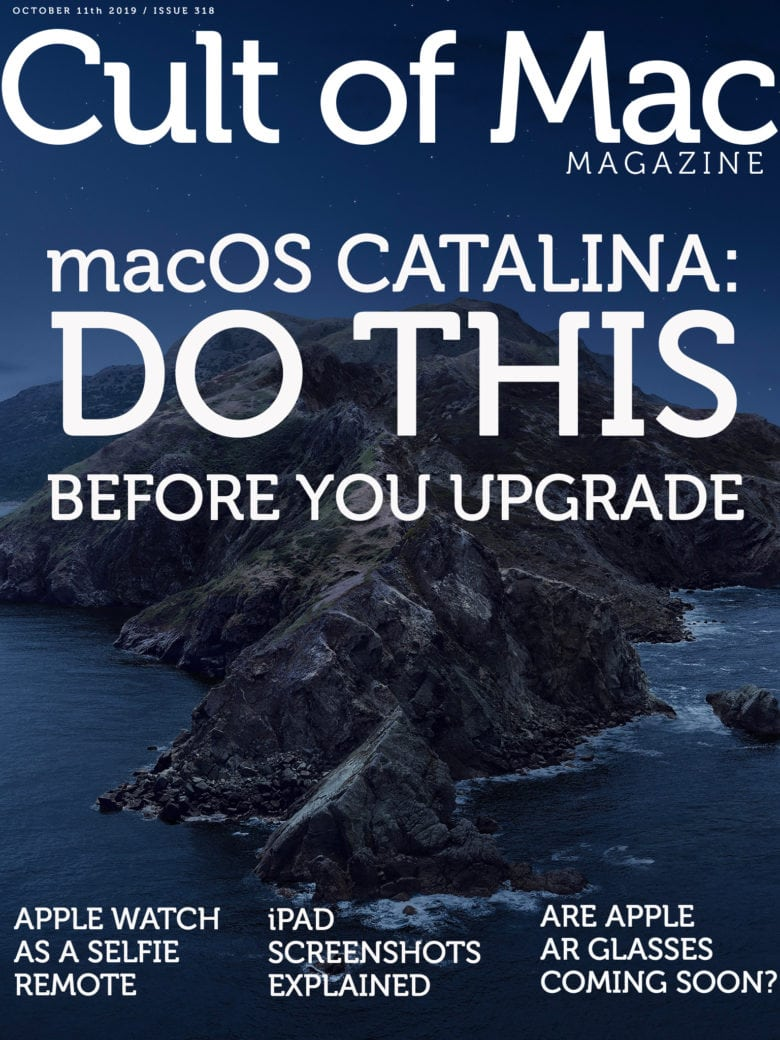 Stop! Don't upgrade your Mac to Catalina until you've done this quick check.