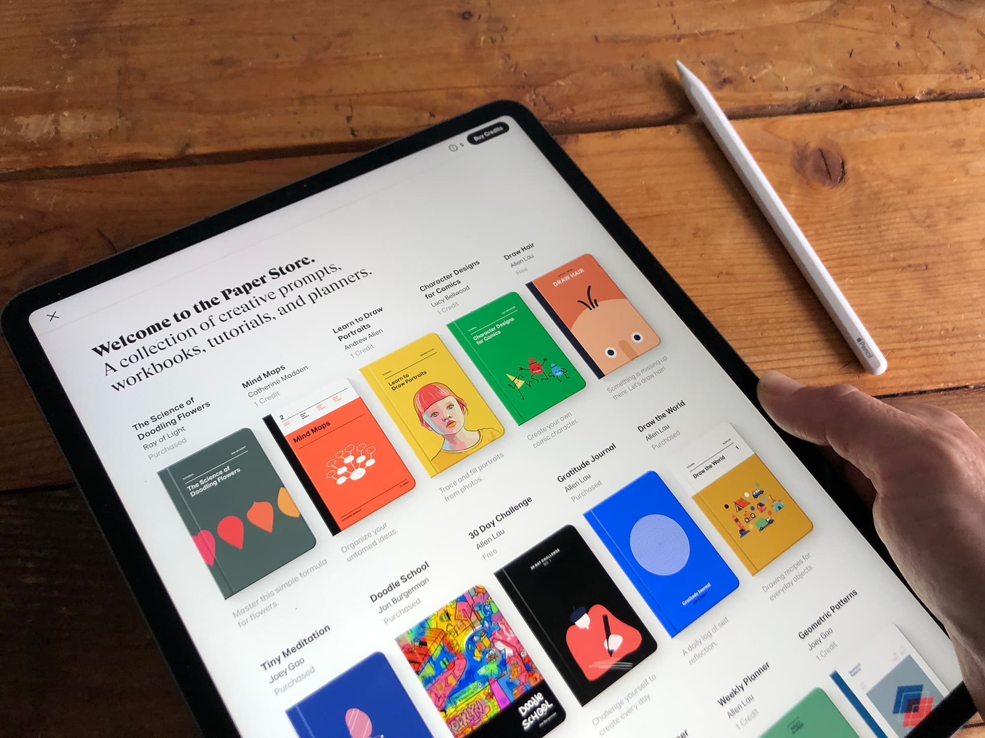 These exquisitely designed digital journals in Paper by WeTransfer will get anyone's creative juices flowing.