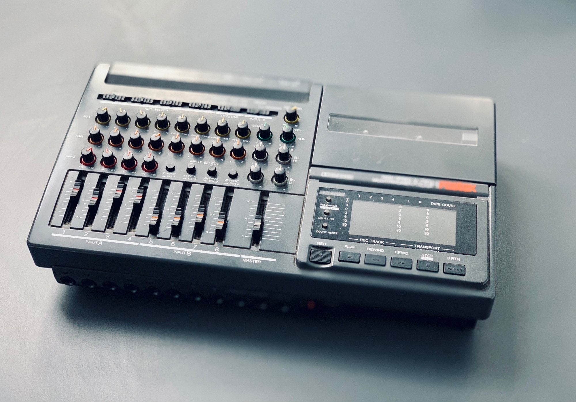 MultiTrack Recorder Plugin