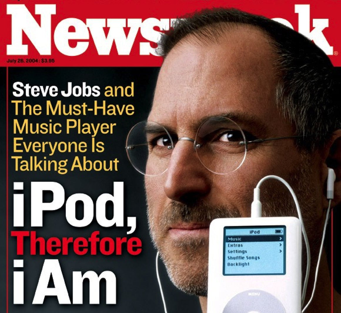 Today in Apple history: Apple puts 1,000 songs in your pocket with first-gen iPod