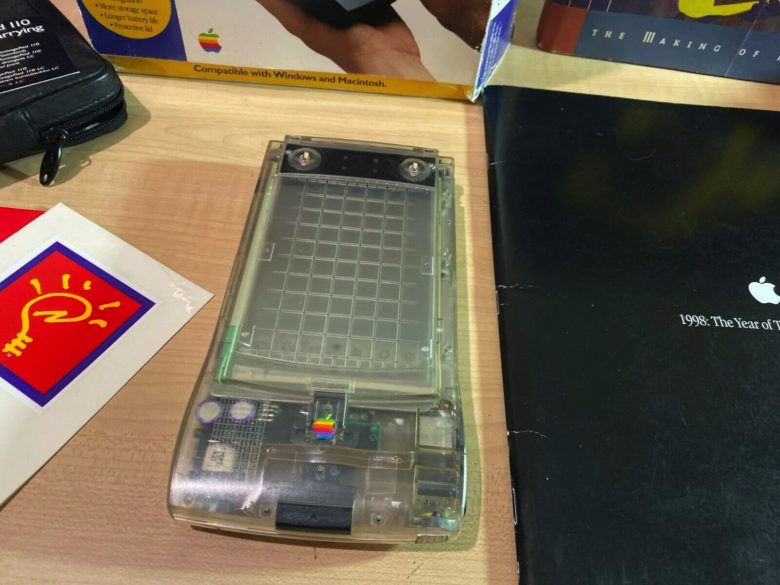 Just $1,050 will bag you a limited edition Newton MessagePad on eBay