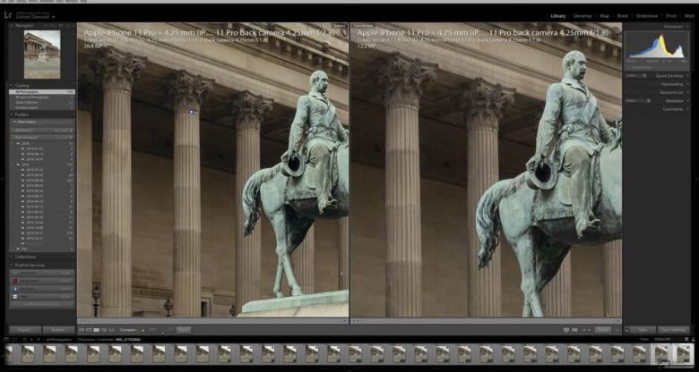 doubling image resolution in Photoshop