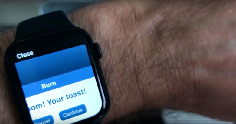 Will it Work demo with Apple Watch