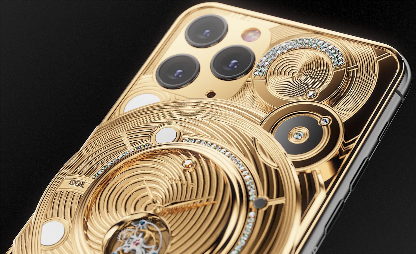caviar solarius iPhone 11 Pro