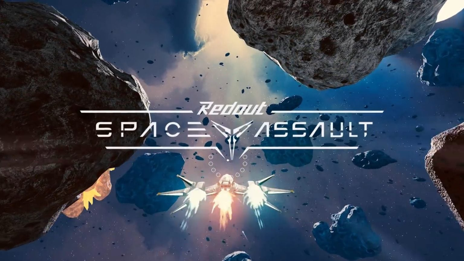 Redout: Space Assault is one of the best titles on Apple Arcade.