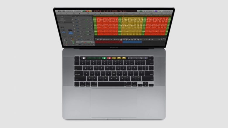 16-inch MacBook Pro from 2019