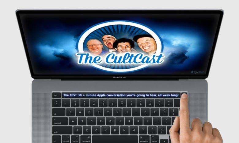 CultCast 414: The long-rumored 16-inch MacBook Pro is finally here, and it's a beauty.